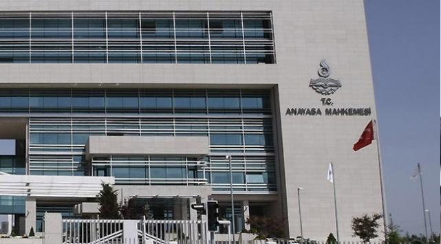 Anayasa Mahkemesi'nden 'dokunulmazlık' kararı