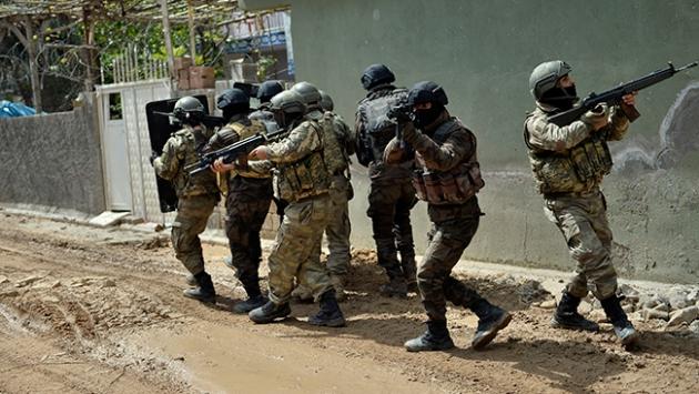 Nusaybin'de 14 Mart'ta başlayan terör operasyonları tamamlandı