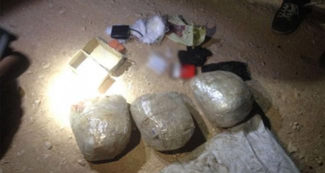 Şanlıurfa'da 20 kilogram TNT ele geçirildi