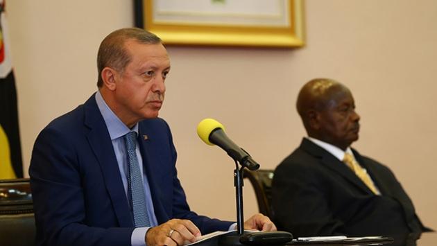 Cumhurbaşkanı Erdoğan'dan BM'ye eleştiri