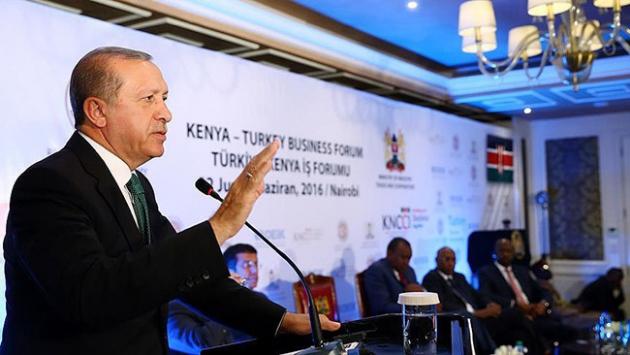 Cumhurbaşkanı Erdoğan: Biz IMF gibi davranmayız
