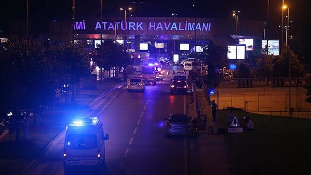 İstanbul Atatürk Havalimanı'nda terör saldırısı: 36 ölü, 147 yaralı