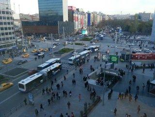 Ankara'da güvenlik önlemleri arttırıldı