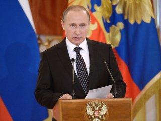 Putin'den uzlaşma açıklaması
