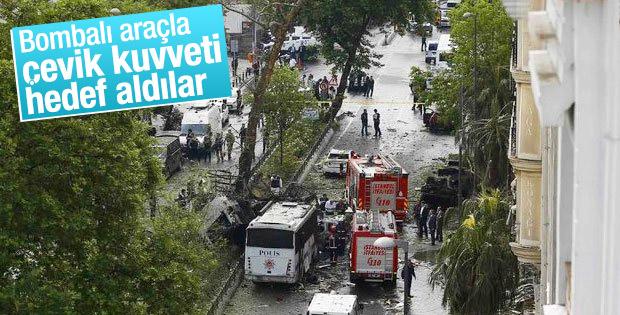 İstanbul Valisi Şahin saldırıyla ilgili ayrıntıları açıkladı