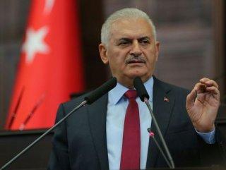 Başbakan Yıldırım İsrail'deki ezan yasağına tepkili