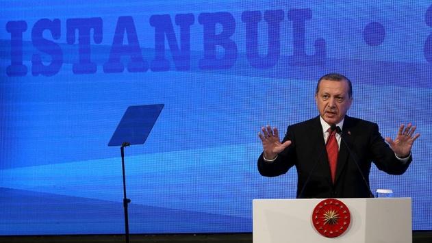 """""""Türkiye, terör örgütleriyle dünya arasında adeta bir set gibidir"""""""