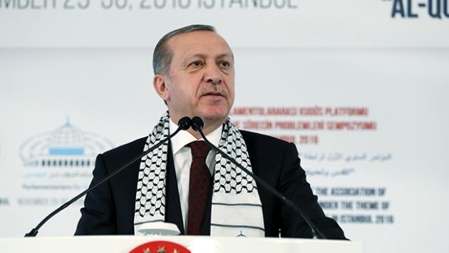 Cumhurbaşkanı Erdoğan: Ezan tartışmalarını tehlikeli buluyorum