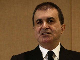 AB Bakanı Çelik: 3 milyon mülteciyle gurur duyacağım