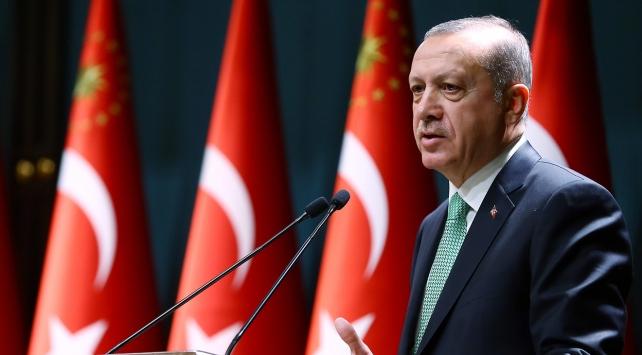 Cumhurbaşkanı Erdoğan'dan Sayıştay Başkanı Baş'a kutlama mesajı