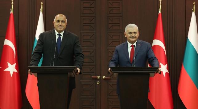 Başbakan Yıldırım, Bulgaristan Başbakanı Borisov onuruna yemek verdi