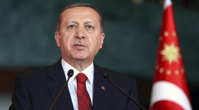 Cumhurbaşkanı Erdoğan'dan Pakistan kutlaması