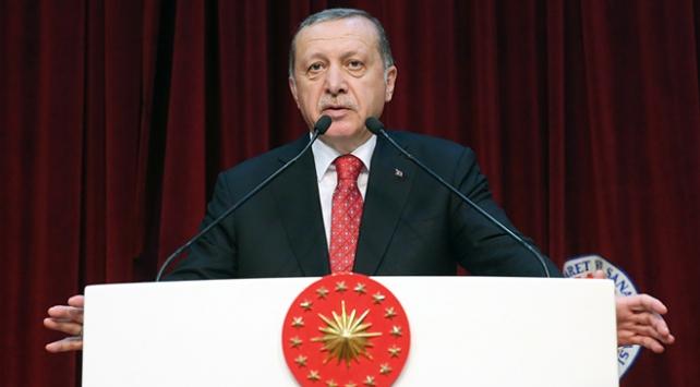 Cumhurbaşkanı Erdoğan: Çıkarını ülkesinin önünde tutan AK Parti'de yönetici olamaz