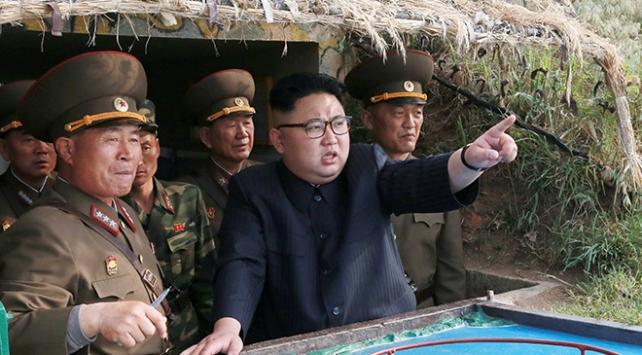 Kuzey Kore'nin Trump'a cevabı gecikmedi