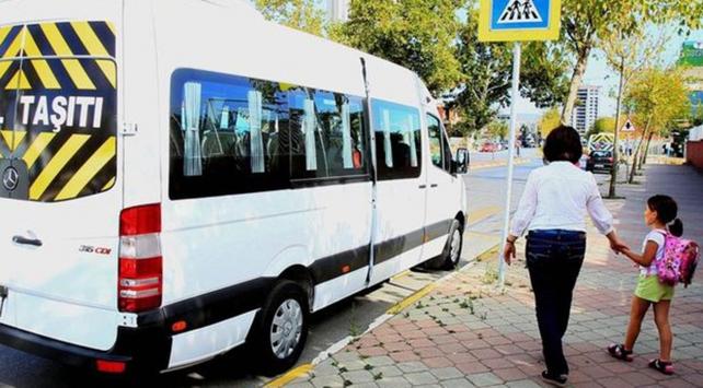 Bakanlıktan 'okul servisi' açıklaması