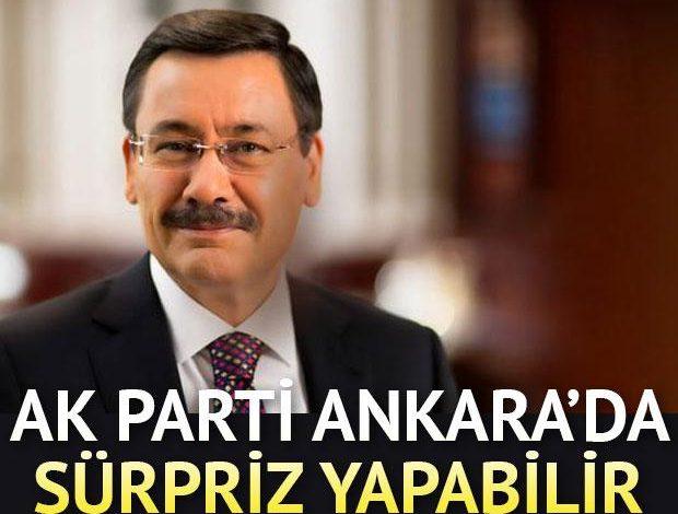 AK Parti Ankara için sürpriz yapabilir