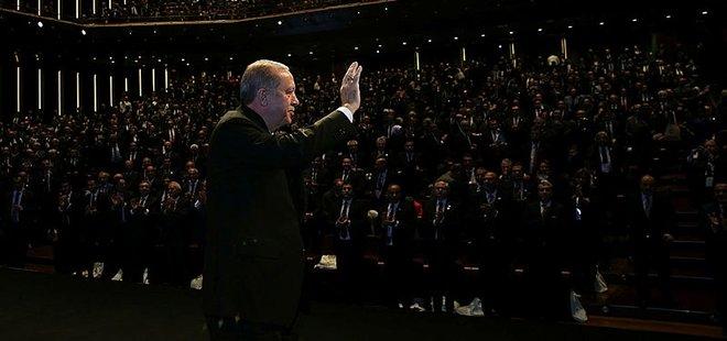 Cumhurbaşkanı Erdoğan: Atatürk Kültür Merkezi'nin yerine çok daha büyüğünü ve modernini yapacağız.