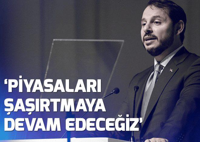 Bakan Albayrak: 2018'de rüzgârda sürpriz adımlar atılacak.