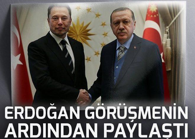 Cumhurbaşkanı Erdoğan: Katkısı olacak herkese kapımız açık.