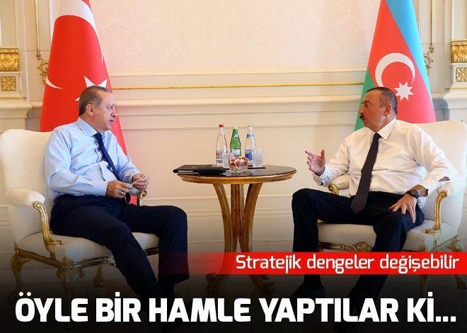 Erdoğan ve Aliyev'in hamlesi 'açıklanamıyor'.