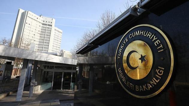 Dışişleri Bakanlığından 'NATO skandalı'na ilişkin açıklama
