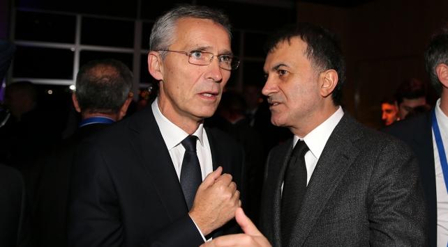 Bakan Çelik ile NATO Genel Sekreteri Kanada'da görüştü