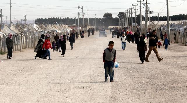 Sığınmacı kamplarına ücretsiz internet