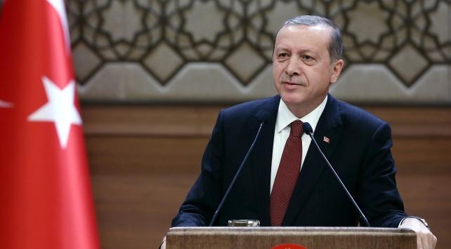 Cumhurbaşkanı Erdoğan'dan Beşiktaş'a kutlama mesajı