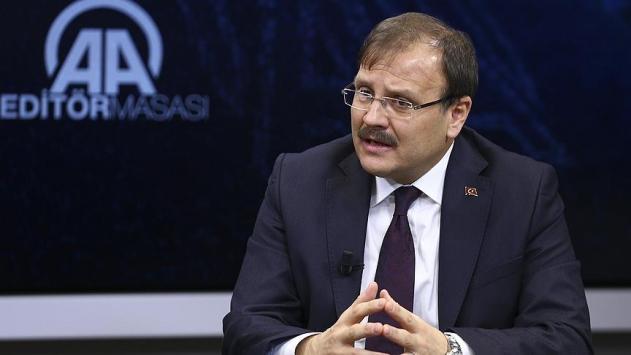 'Türkiye'nin tavrını hazmedemeyen odaklar var'