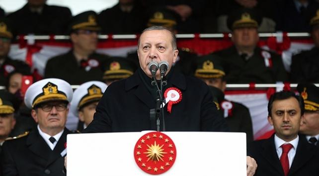 'Bu ordu sadece Türk Milleti'nin ordusudur'