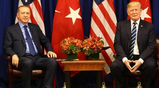 ABD Başkanı Trump, Cumhurbaşkanı Erdoğan'ı arayacak
