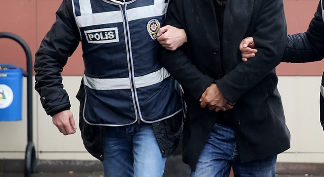 İzmir'de dev PKK operasyonu