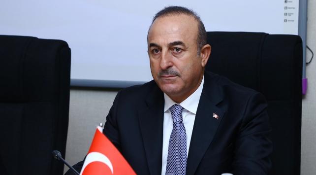 Dışişleri Bakanı Çavuşoğlu: PKK'nın desteklenmesi Avrupa'nın ikiyüzlülüğünün göstergesi