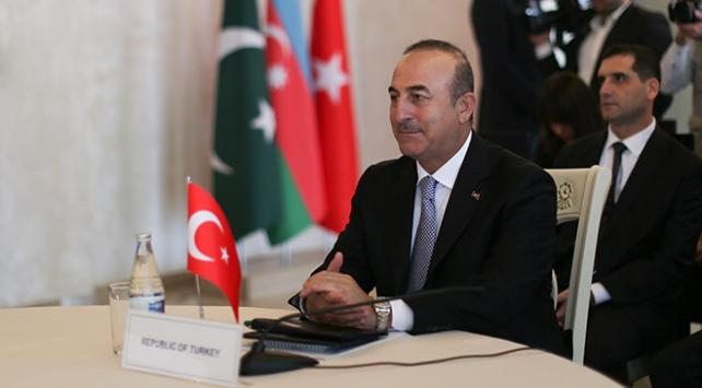 Bakan Çavuşoğlu: Afgan kardeşlerimizle dayanışmamızı sürdüreceğiz