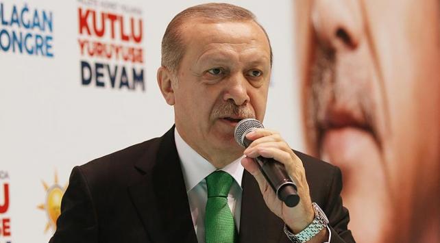 Cumhurbaşkanı Erdoğan: Biz bu şantaja boyun eğmeyiz