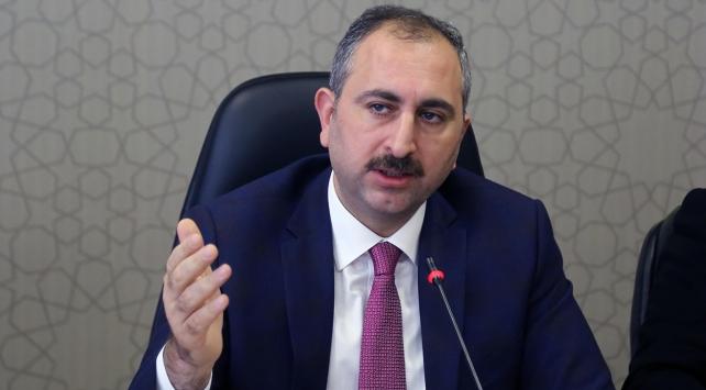 Adalet Bakanı Abdulhamit Gül: Dava bugün itibariyle fiilen çökmüştür