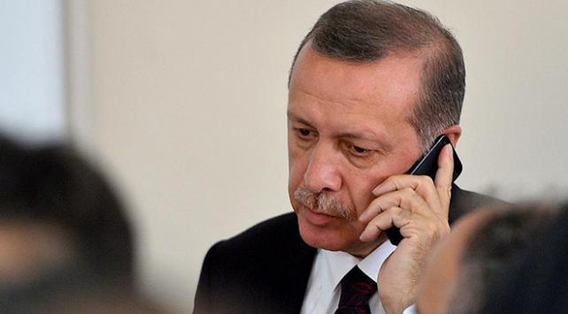 Cumhurbaşkanı Erdoğan, İngiltere Başbakanı May ile Kudüs'ü görüştü