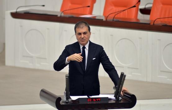 AB Bakanı Ömer Çelik: Yayın organlarında Erdoğan, Türkiye ve İslam düşmanlığı var