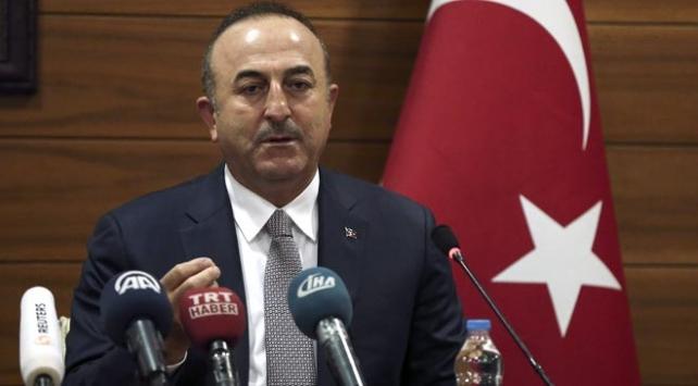 Dışişleri Bakanı Mevlüt Çavuşoğlu: Hiçbir onurlu devlet, şerefli millet ABD'nin baskılarına boyun eğmez
