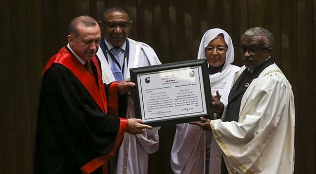 Cumhurbaşkanı Erdoğan: Er ya da geç her Firavun'un karşısına bir Musa çıkar