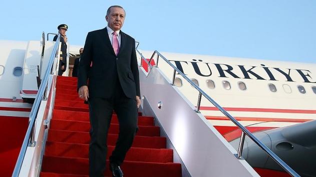 Cumhurbaşkanı Recep Tayyip Erdoğan, Çad'ı ziyaret eden ilk Türk Cumhurbaşkanı