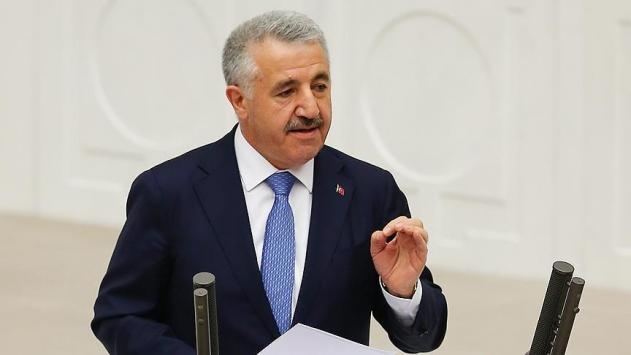 Ulaştırma, Denizcilik ve Haberleşme Bakanı Arslan: Atatürk Havalimanı'nın bulunduğu alan yapılaşmaya açılmayacak