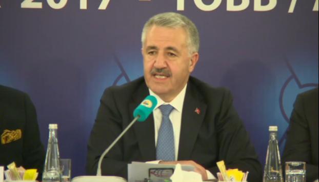 Ulaştırma, Denizcilik ve Haberleşme Bakanı Ahmet Arslan: Denizcilikte fırtınalı yıllar geride kaldı