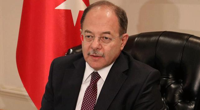 Başbakan Yardımcısı Recep Akdağ: Bunlar şehidi mezarda bile rahatsız ederler
