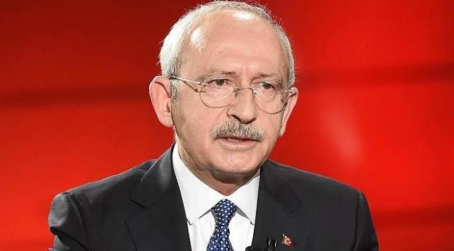 CHP Genel Başkanı Kemal Kılıçdaroğlu'ndan yeni yıl mesajı