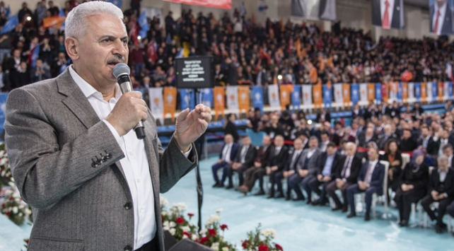 Başbakan Binali Yıldırım: Bizim birliğimiz milletin birliğidir