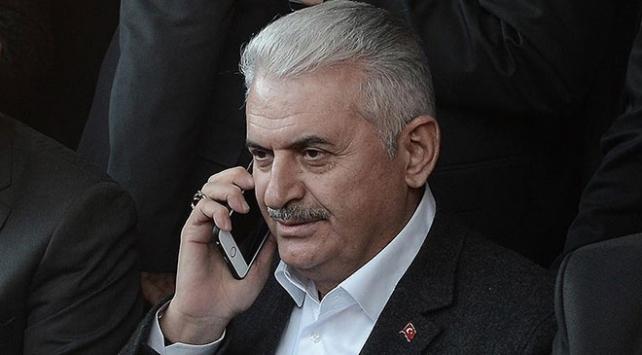 Başbakan Yıldırım, Kato'daki operasyonlara ilişkin Bakan Soylu'dan bilgi aldı