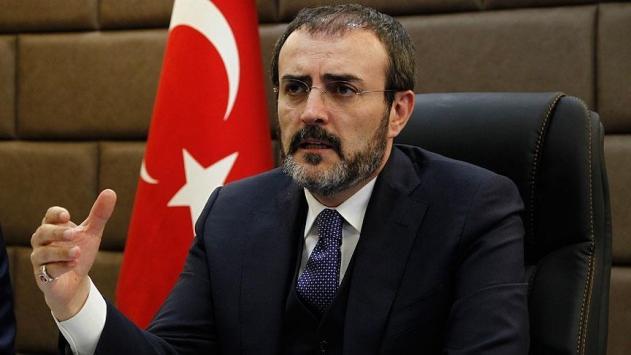 AK Parti Genel Başkan Yardımcısı Ünal: Türkiye'nin Afrin pozisyonu son derece açık ve nettir