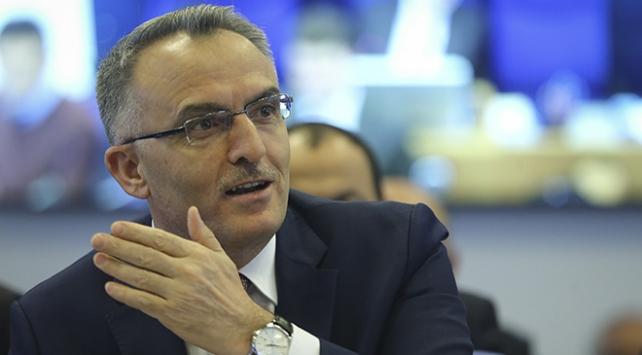 Maliye Bakanı Ağbal: Ortaya çıkan rakamlar büyüme trendinin devam ettiğini gösteriyor