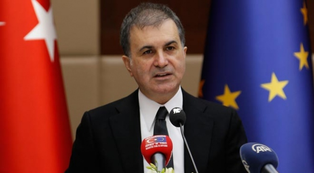 AB Bakanı Çelik'ten terörle mücadelede çifte standarda tepki